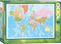 Map of the World - Wereld